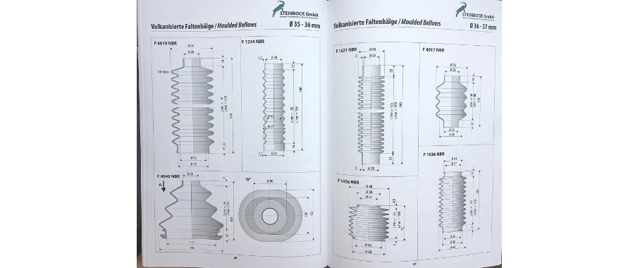 Steinbock-Katalog