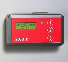 Steute-Funk-Terminal
