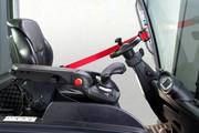 Lastenhandling: Neue Bedienelemente für Gabelstapler