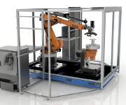 Robotic Composite 3D Demonstrator