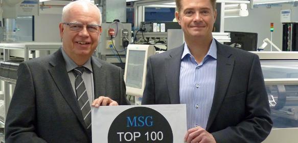 TOP-100-Qualitätssiegel