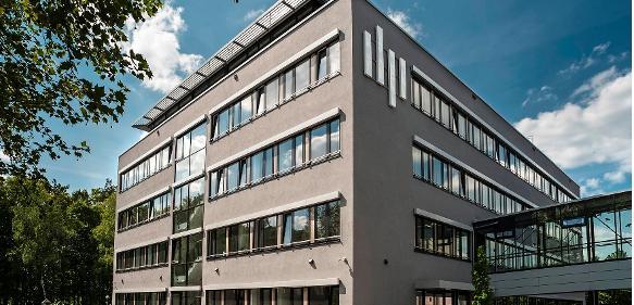 Gebäude von Labor Berlin