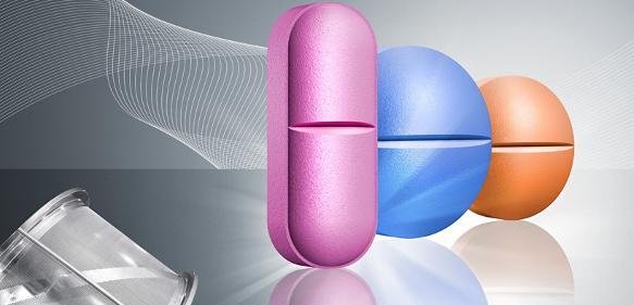 Mit dem LC Lab erschließt der Paderborner Maschinenbauer Lödige die Möglichkeiten des hocheffizienten Tabletten-Coatings jetzt auch für den Labormaßstab.