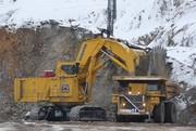 Diamantenbagger in Südamerika:: Edelsteine mit der Riesenschaufel