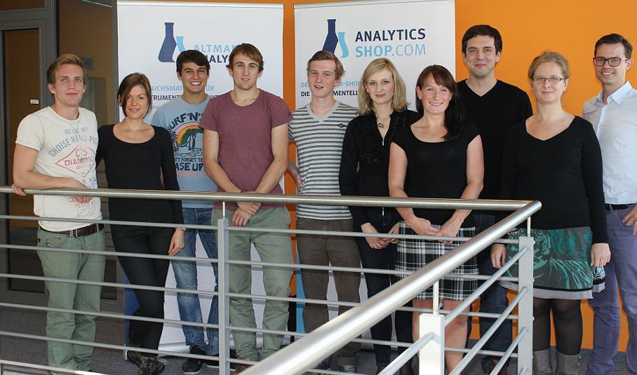 Teamfoto Altmann