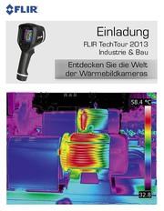 TechTour 2013: FLIR Systems lädt ein