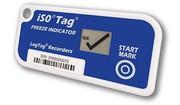 Einweg Temperatur-Indikator: Temperatur-Überwachung gefrierempfindlicher Produkte