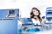 Einhänge- und Umwälzthermostate: Neue Produktgruppe bei IKA®