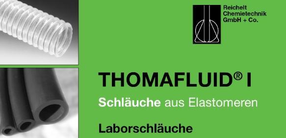 """Thomafluid-Handbuch """"Schläuche aus Elastomeren"""""""