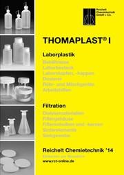 Handbuch: Laborplastik und Filtration