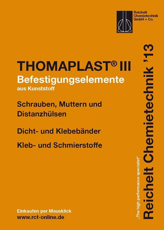 Befestigungstechnik: THOMAPLAST®-Handbuch-III