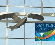 Fotostrecke: Neuheiten auf der Achema 2015