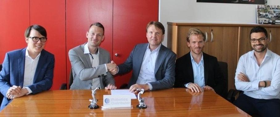 Industrieautomation: Comau Robotics mit neuem Distributor in Benelux