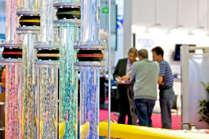 Fokus Lebensmittelindustrie und Pharmaverpackung: ILMAC 2013