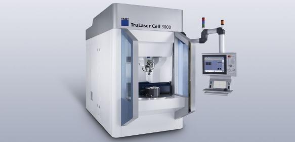 Trumpf TruLaser Cell 3000