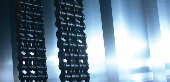 Tsubaki-Rollenkette-Stahlwerk