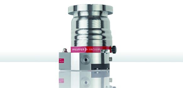 Pfeiffer Vacuum Turbopumpen für den Einsatz in Labortechnik, Analytik und Biotechnologie.