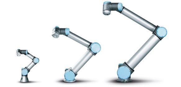 Produktfamilie Universal Robots