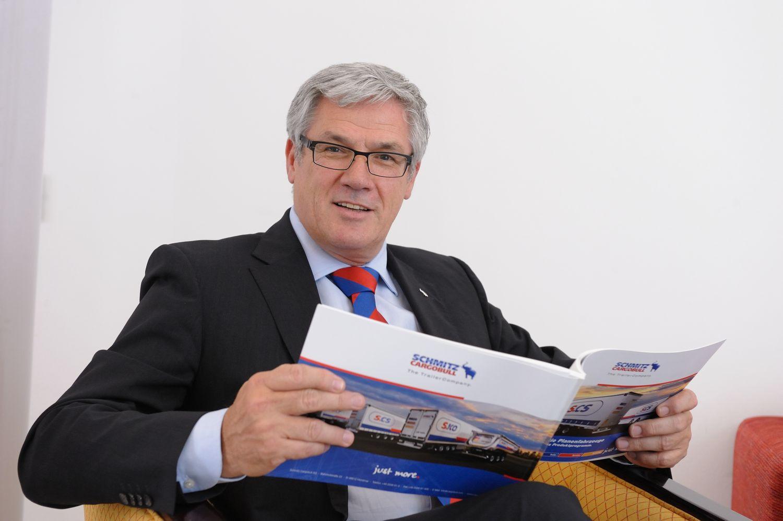 News LT People: Schmitz Cargobull neu im VDA-Praesidium