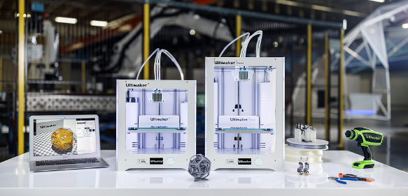 Ultimaker 3 Extended Drucker