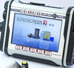 Ultraschallprüfgerät Sonoscreen