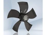 Ventilatoren-Neuheit: Präsentation auf der Chillventa: Energiesparend und leistungsstark