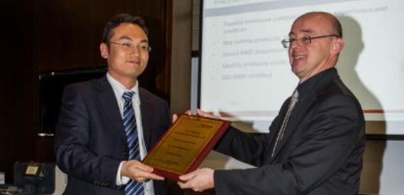 News: FRITSCH Mahlen und Messen eröffnet Tochtergesellschaft in Beijing