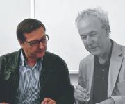 Labo-Redaktionssitzung