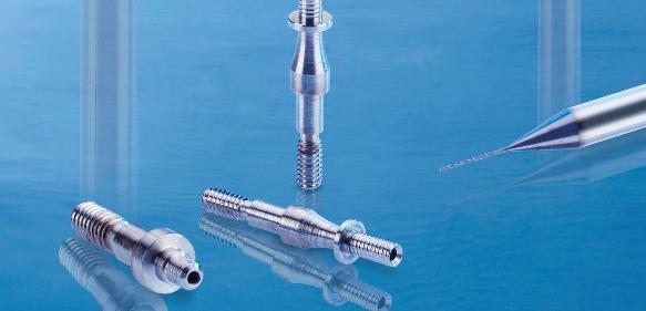 VHM-Mikrobohrer von Sphinx Werkzeuge