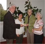 News: Hoppenstedt spendet für krebskranke Kinder