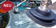 Produkt der Woche: FIPA Vakuumsauger für das Blechhandling