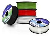 Neue PLA- und ABS-Kunststoff-Filamente: Verbatim steigt in den Markt für 3D-Druck ein