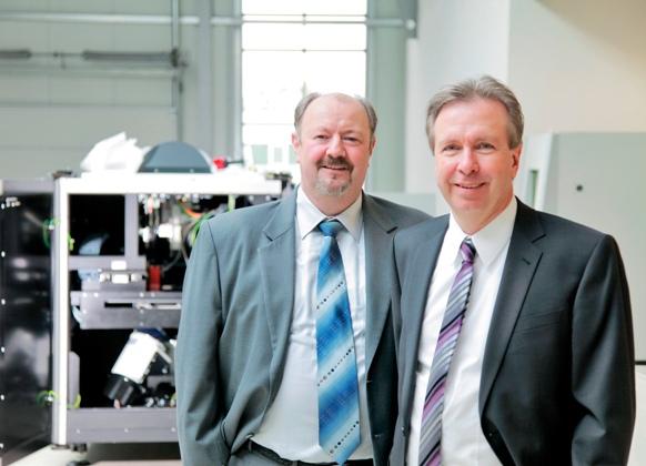 News: Auftragseingang der Viscom AG zieht extrem stark an