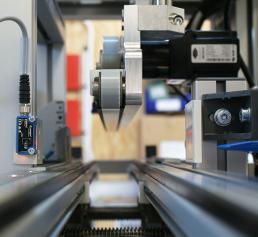 PALC unit mit integrierter Bildverarbeitung