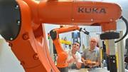News: Voith Engineering schult Roboter-Spezialisten