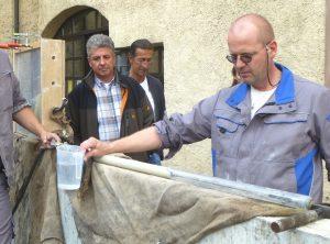 Die Propstei Johannesberg gGmbH bietet ein Fachseminar zur nachträglichen Bewehrung in historischem Mauerwerk an.