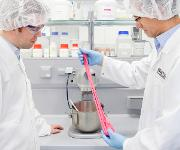 Wacker bietet auch Lösungen für die Nahrungsmittelindustrie