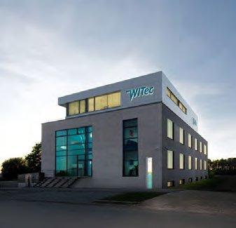Firmenportraits: WITec