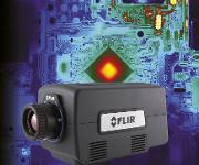 HD-MWIR-Wärmebildkamera FLIR A8300SC