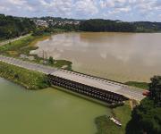 Gewässerschutz: Wasserqualität von Stauseen vorhersagen