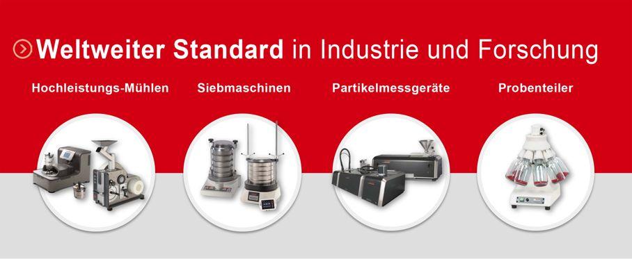 Weltweiter Standard in Industrie und Forschung
