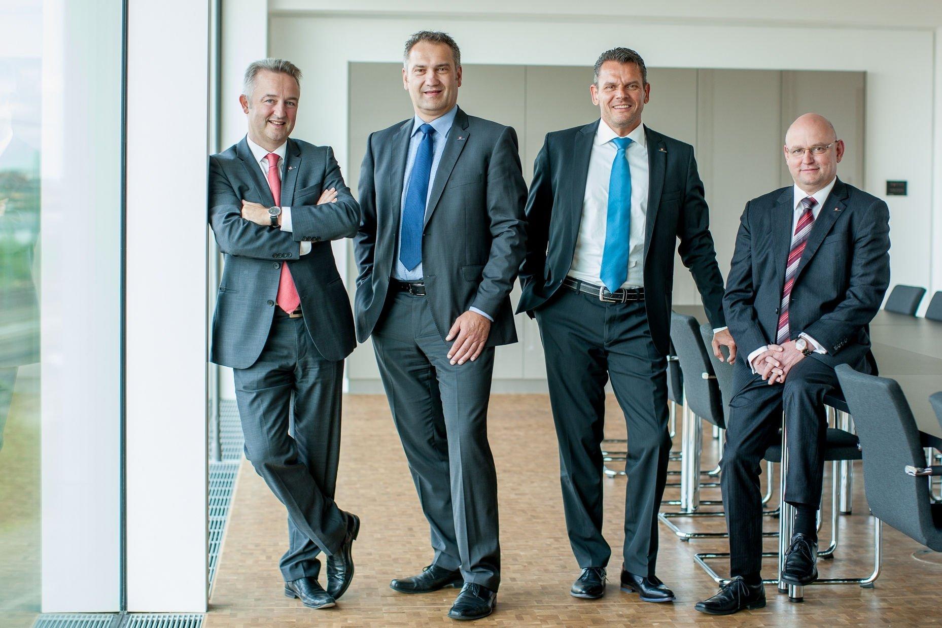Westfalen-Gruppe neu formiert: Neue Geschäftsleitung