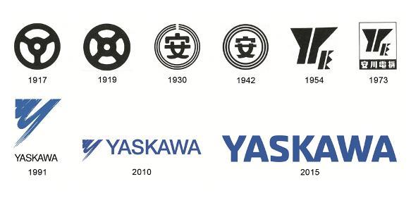 Yaskawa Logo-Reihe