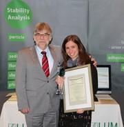 Young Scientist Award 2014 für Dispersionsanalyse: Israelische Forscherin ausgezeichnet