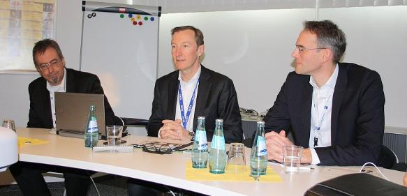 Zeiss-Pressekonferenz