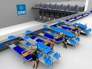4.000 Auftragspositionen täglich: Zitec steigert Performance mit TGW-Logistikzentrum