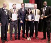 Ausgezeichnetes Engagement: Zwick Roell gewinnt Deutschen Unternehmerpreis 2017