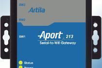 Gateway: Kleines WLAN-Gateway für serielle Daten