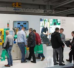 Service-Bereich Arburg  Technologie-Tage