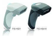 Handscanner mit Ausrichtehilfe:: Drei Sinne